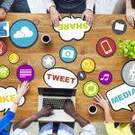 10 مزیت فوق العاده شبکه های اجتماعی